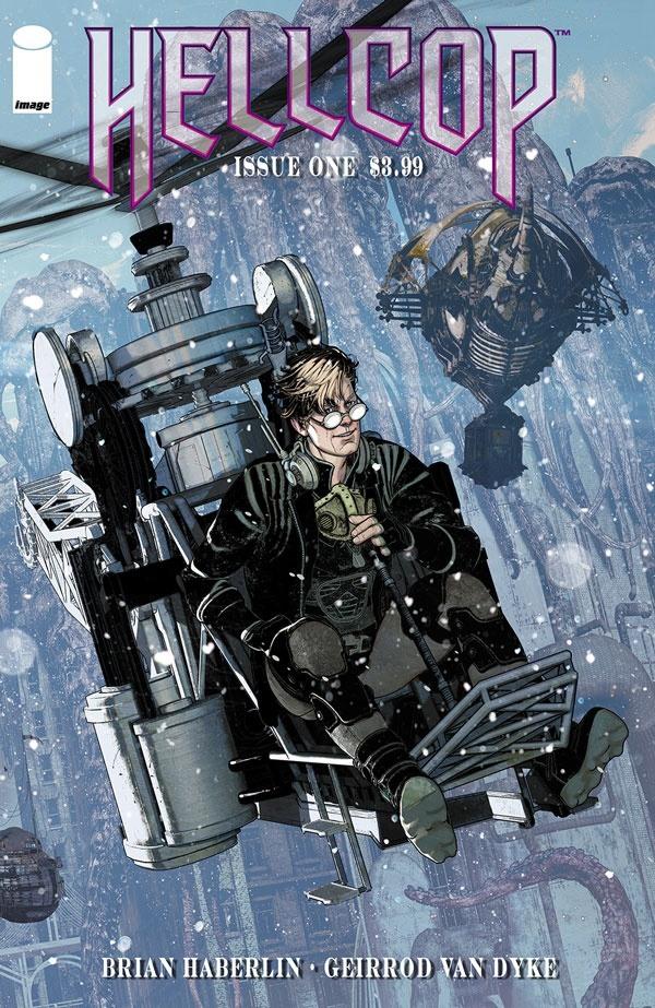 hellcop01a Image Comics October 2021 Solicitations