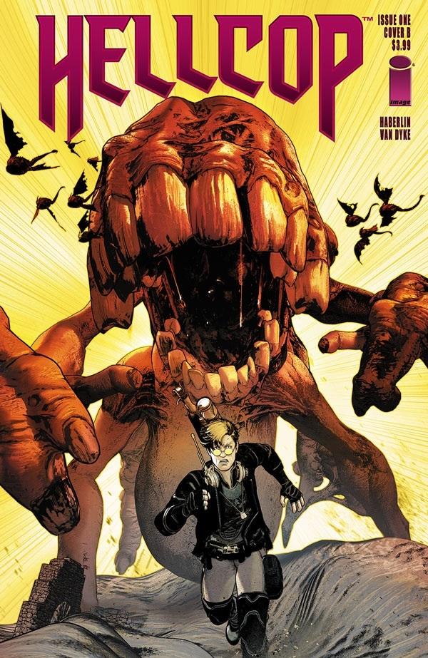 hellcop01b Image Comics October 2021 Solicitations