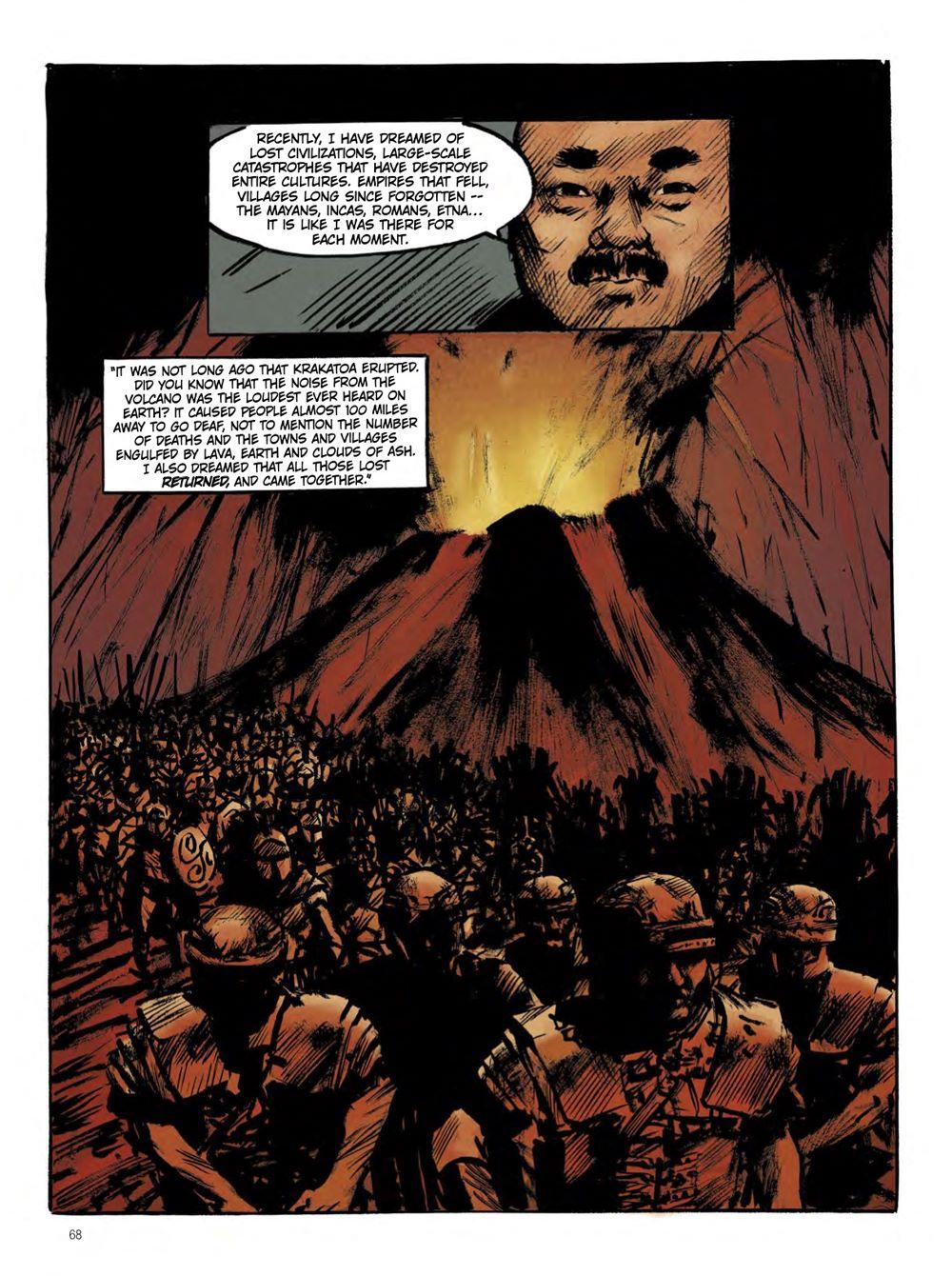 snowpiercer_the_prequel-extinction-5 ComicList Previews: SNOWPIERCER PREQUEL VOLUME 1 EXTINCTION GN