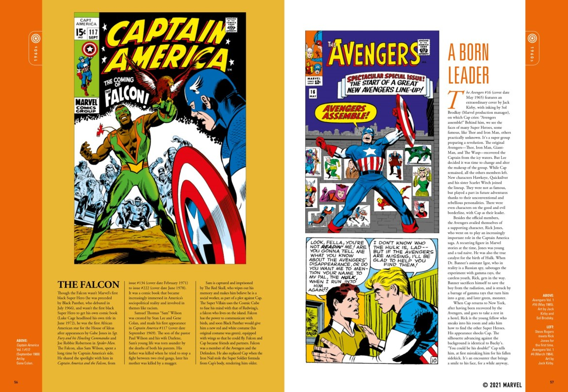 spread_3 ComicList Previews: MARVEL COMICS CAPTAIN AMERICA THE FIRST 80 YEARS