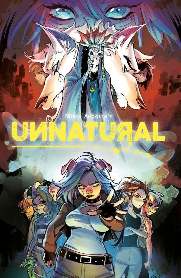 unnatural_hc Image Comics October 2021 Solicitations