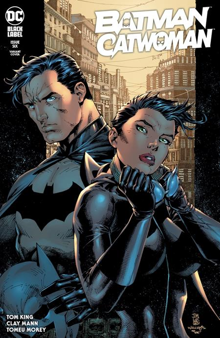 0321DC043 ComicList: DC Comics New Releases for 08/18/2021