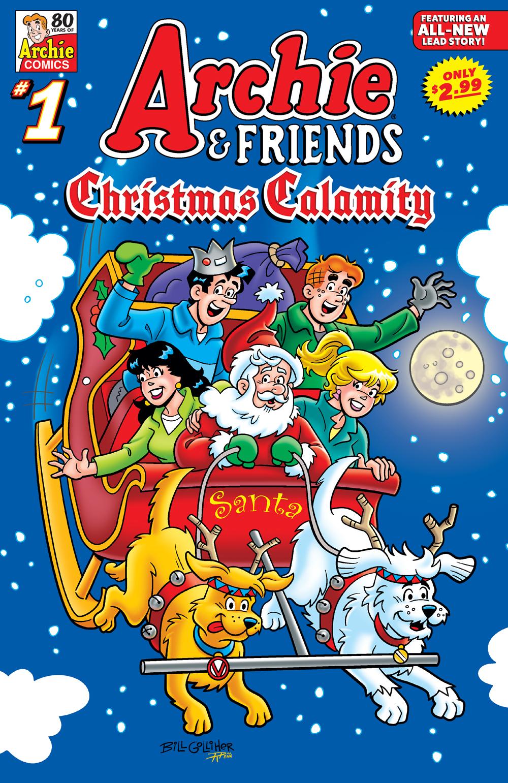 AF-112_ChristmasCalam Archie Comic Publications November 2021 Solicitations