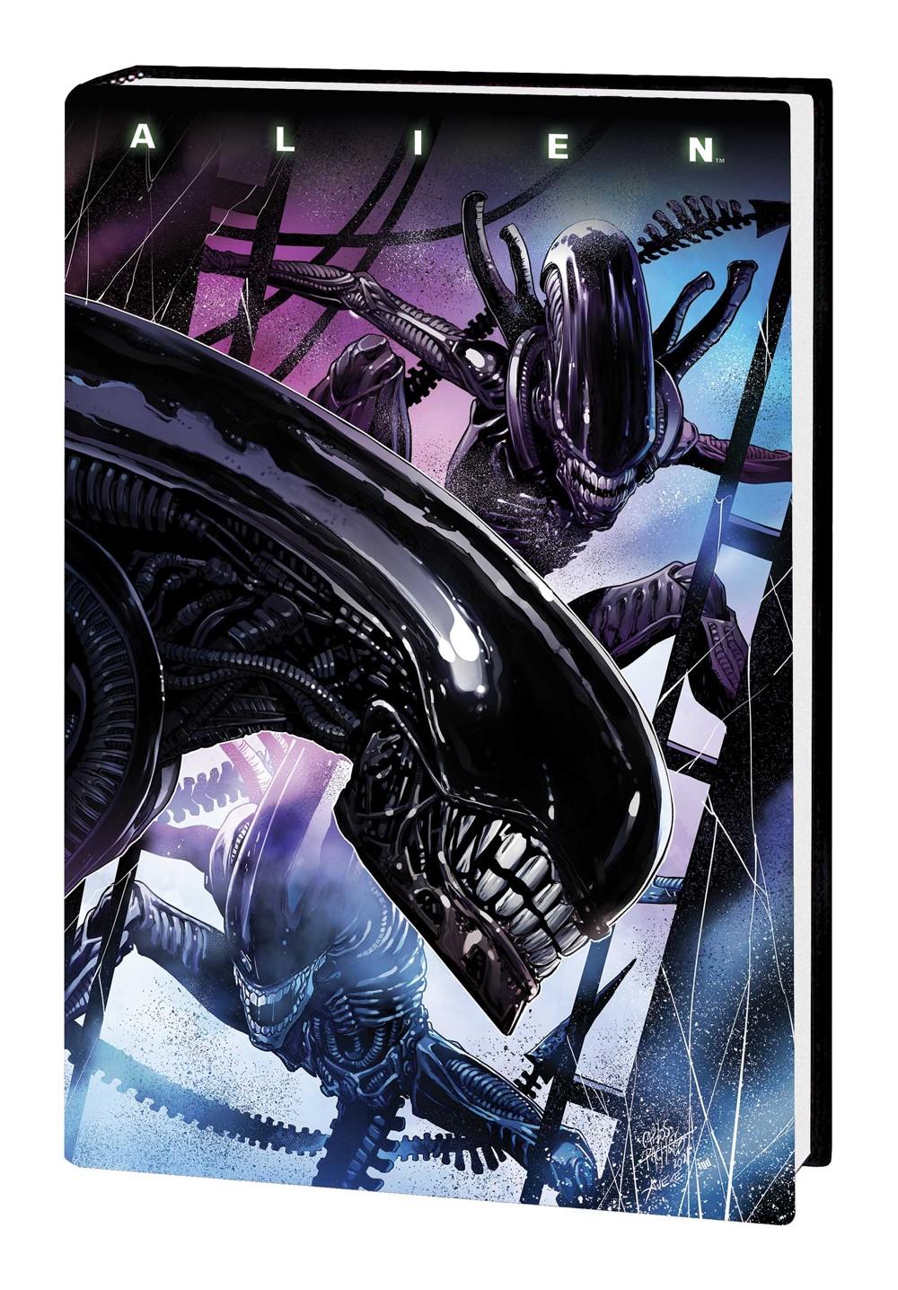ALIENSOMNI_V3_HC Marvel Comics November 2021 Solicitations