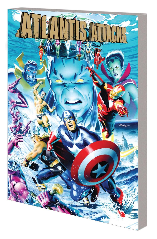 ATLANTIS_ATTACKS_ORIGINAL_TPB Marvel Comics November 2021 Solicitations