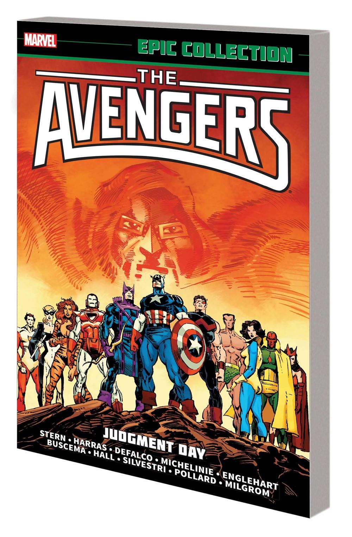 AVENEPIC_V17_TPB Marvel Comics November 2021 Solicitations