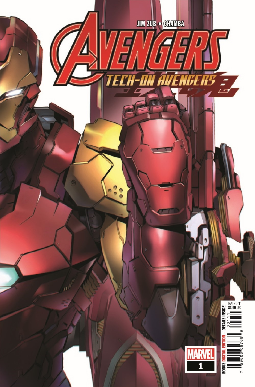 AVENTECHON2021001_Preview-1 ComicList Previews: AVENGERS TECH-ON #1 (OF 6)