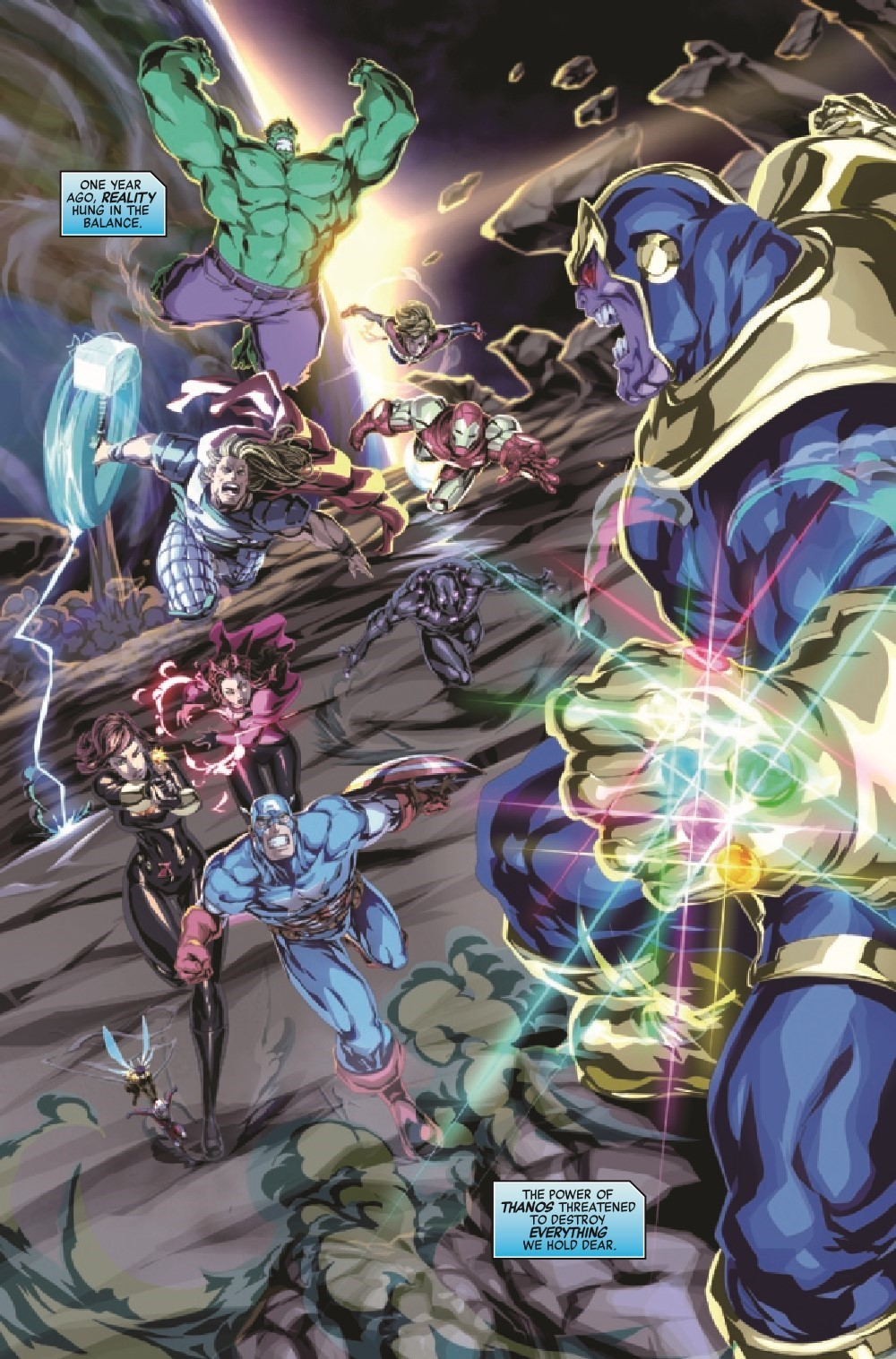 AVENTECHON2021001_Preview-3 ComicList Previews: AVENGERS TECH-ON #1 (OF 6)