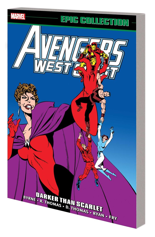 AVENWCEPIC_V05_TPB Marvel Comics November 2021 Solicitations
