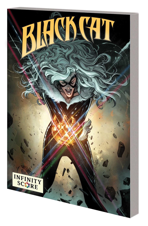 BLACKCAT_INFIN_VOL_6_TPB Marvel Comics November 2021 Solicitations