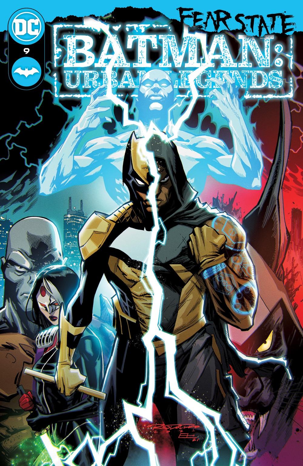 BM_FS_Urban_Legends_Cv9 DC Comics November 2021 Solicitations