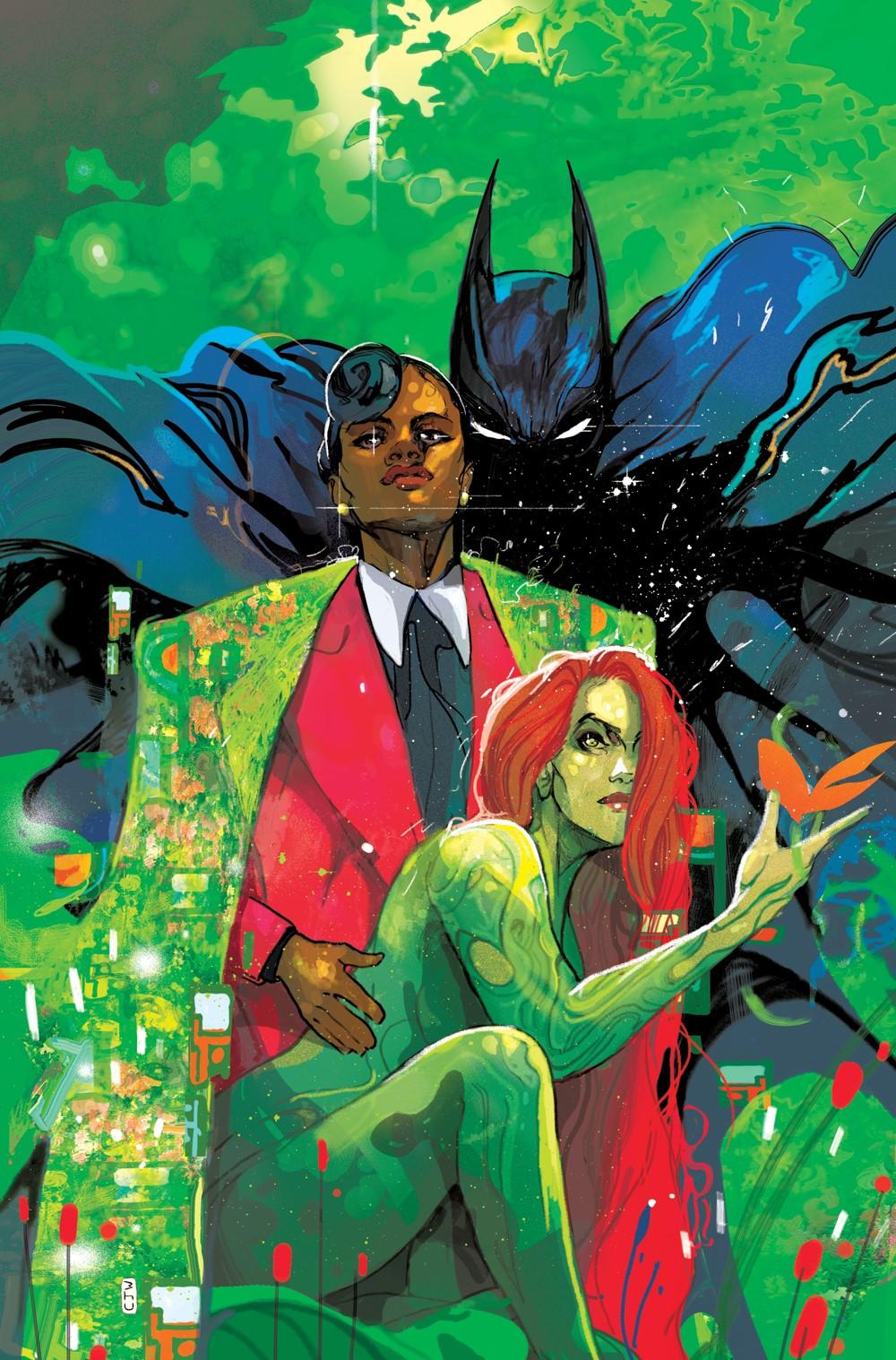 Batman-secret-files-gardener-cover-variant DC Comics November 2021 Solicitations