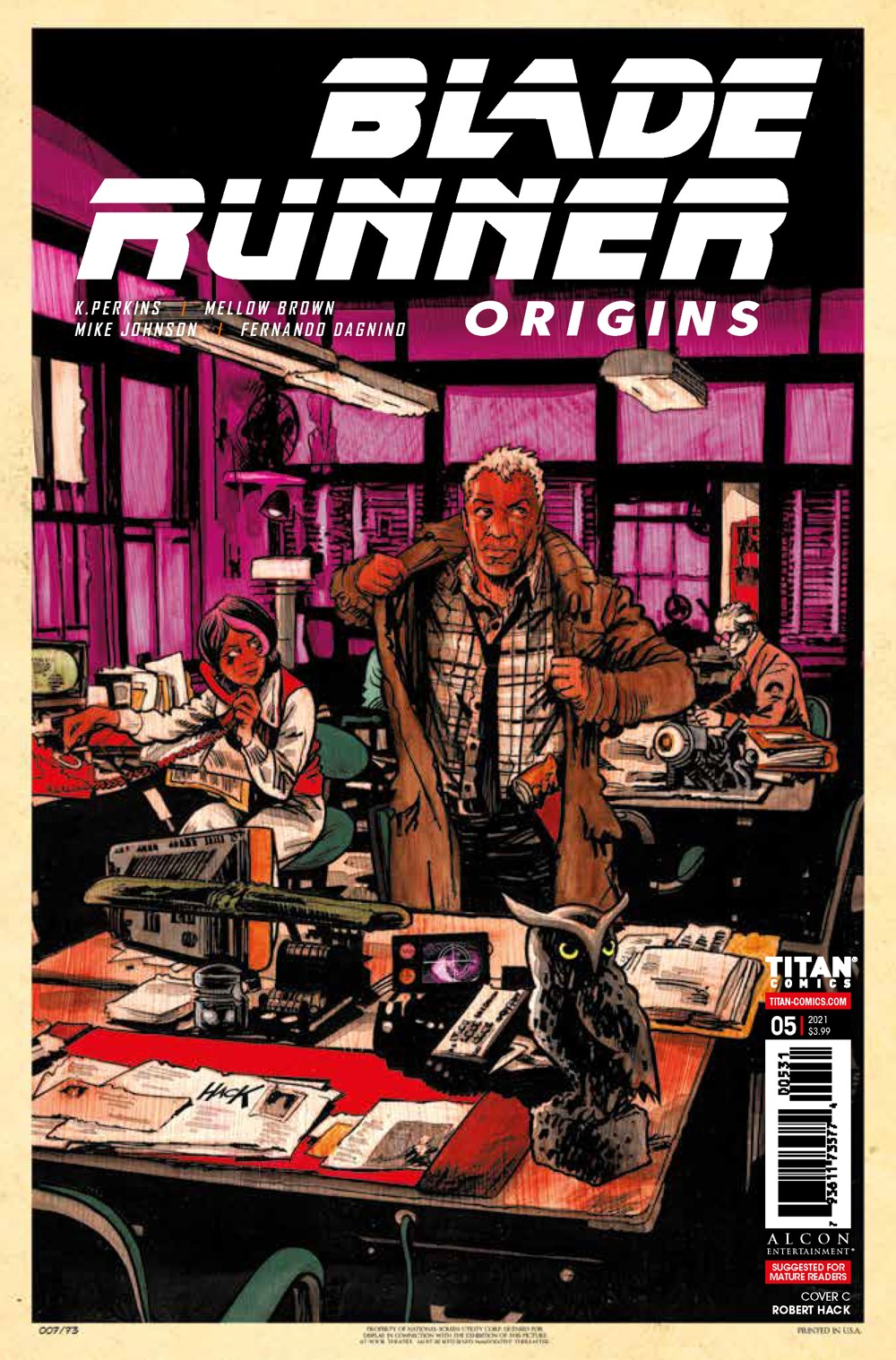 Blade_Runner_Origins_5_COVERS_C ComicList Previews: BLADE RUNNER ORIGINS #5