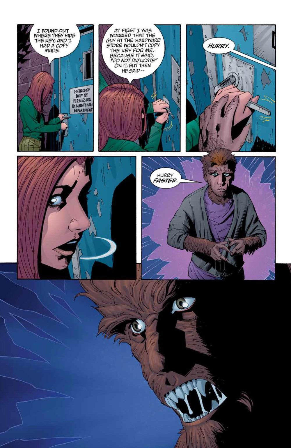 Buffy_Legacy_v5_SC_PRESS_13 ComicList Previews: BUFFY VAMPIRE SLAYER LEGACY EDITION VOLUME 5 TP