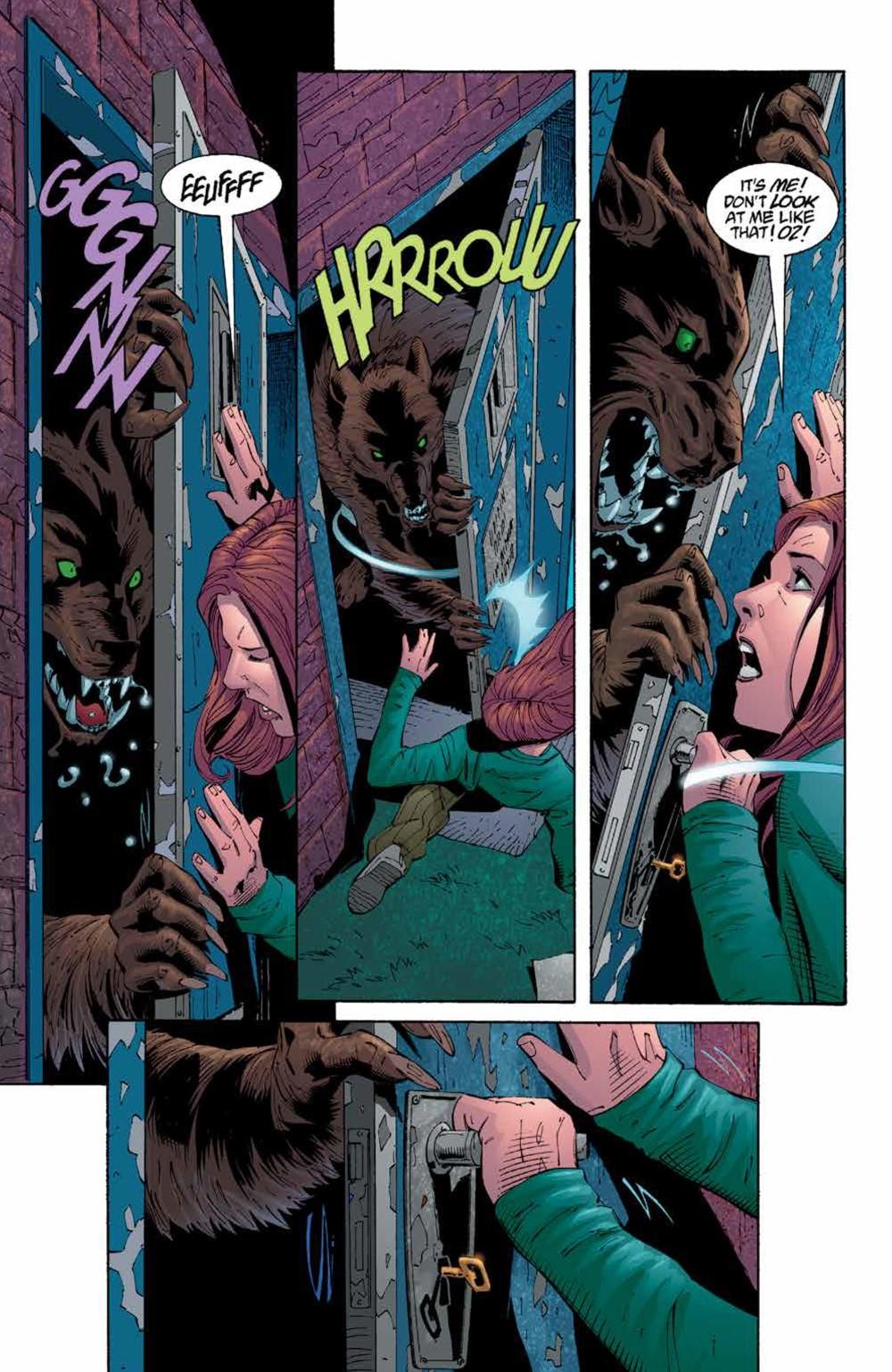 Buffy_Legacy_v5_SC_PRESS_15 ComicList Previews: BUFFY VAMPIRE SLAYER LEGACY EDITION VOLUME 5 TP