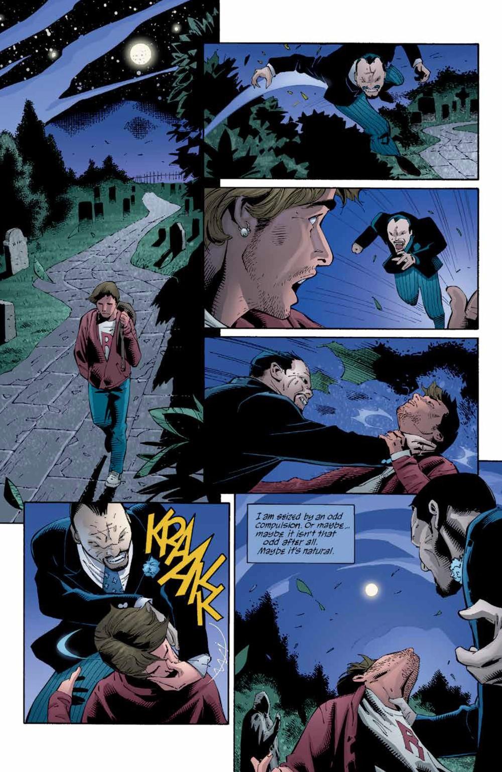 Buffy_Legacy_v5_SC_PRESS_19 ComicList Previews: BUFFY VAMPIRE SLAYER LEGACY EDITION VOLUME 5 TP