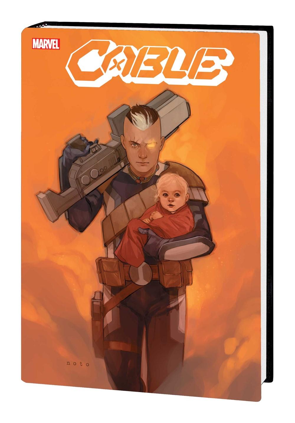 CABLE_GD_VOL_1_HC Marvel Comics November 2021 Solicitations