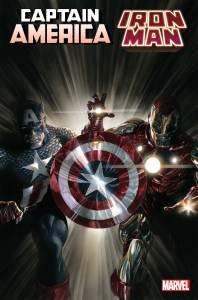 CAPAIM2021001_cov-198x300 Two heroes will remain civil in CAPTAIN AMERICA/IRON MAN #1