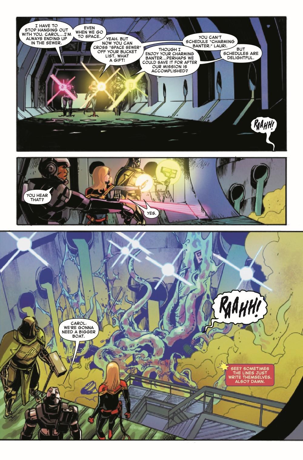 CAPMARV2019031_Preview-6 ComicList Previews: CAPTAIN MARVEL #31