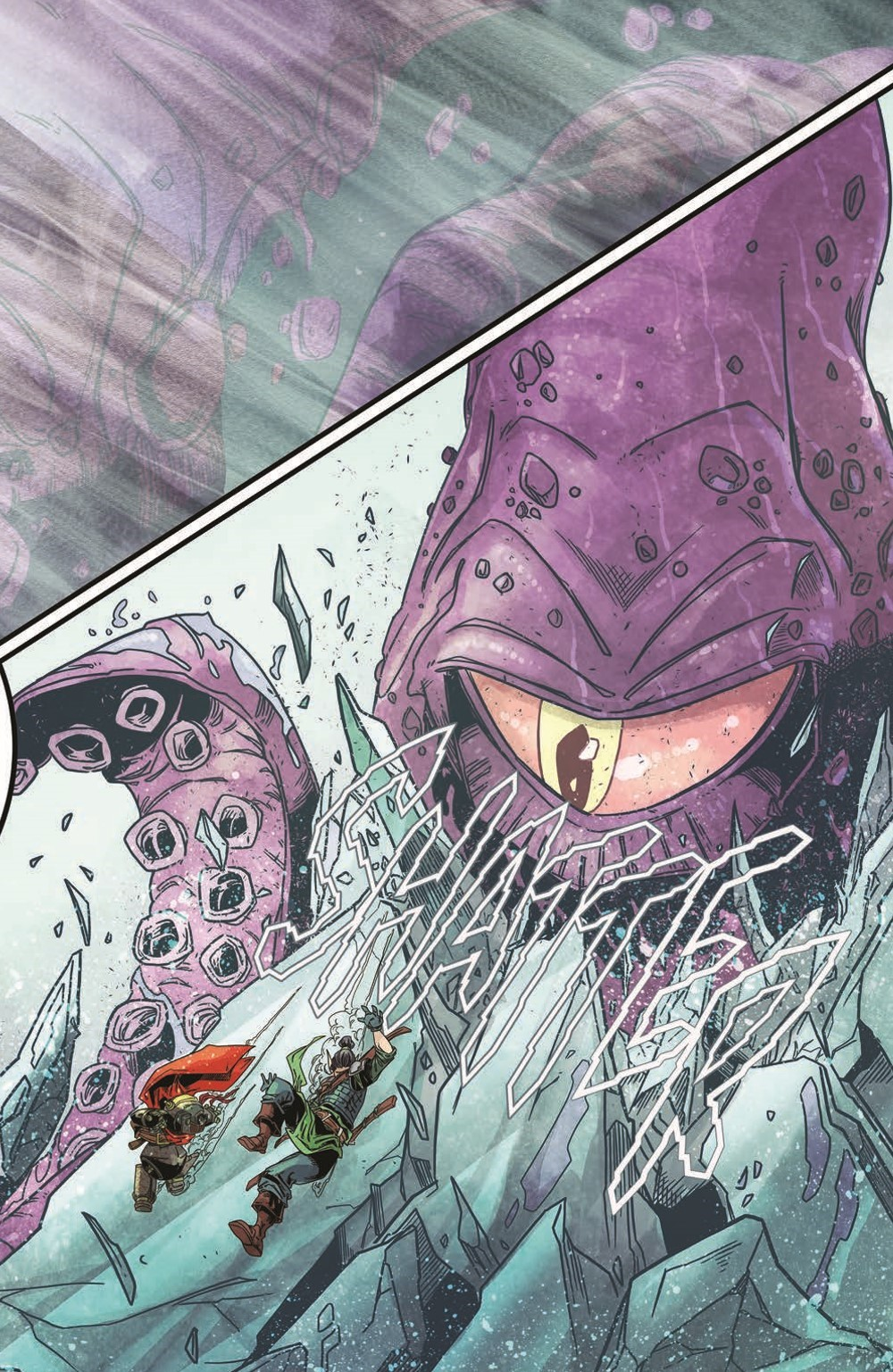 Canto-LH02_pr-5 ComicList Previews: CANTO III LIONHEARTED #2 (OF 6)