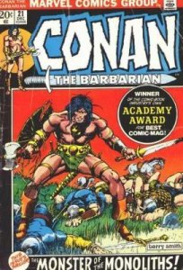 Conan-the-Barbarian-21-204x300 Hottest Comics for 8/12: From Ms. Marvel to Howard the Duck