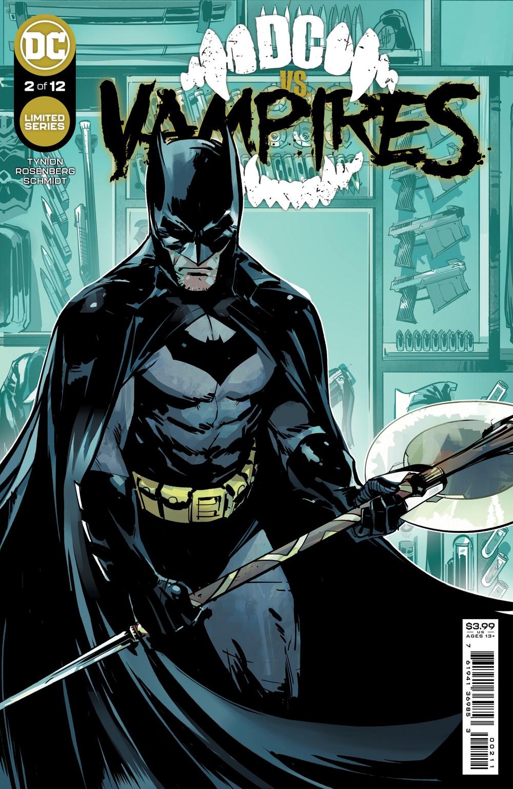 DC_vs_Vampires_Cv2 DC Comics November 2021 Solicitations