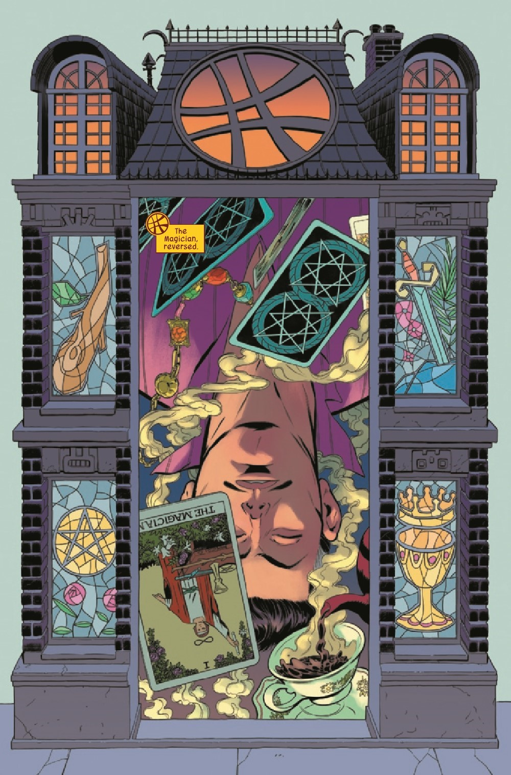 DEFEND2021001_Preview-2 ComicList Previews: DEFENDERS #1 (OF 5)