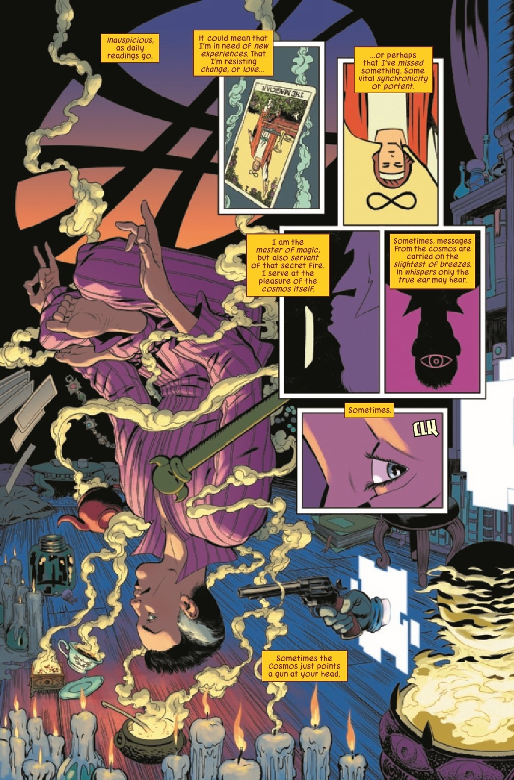 DEFEND2021001_Preview-3 ComicList Previews: DEFENDERS #1 (OF 5)