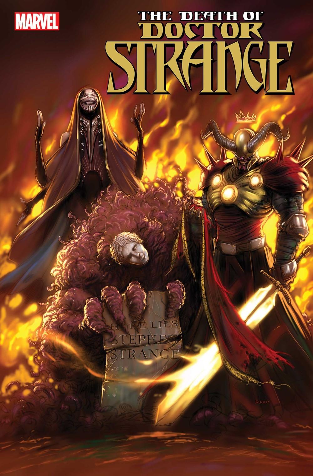 DRSDEATH2021003_CVR-1 Marvel Comics November 2021 Solicitations