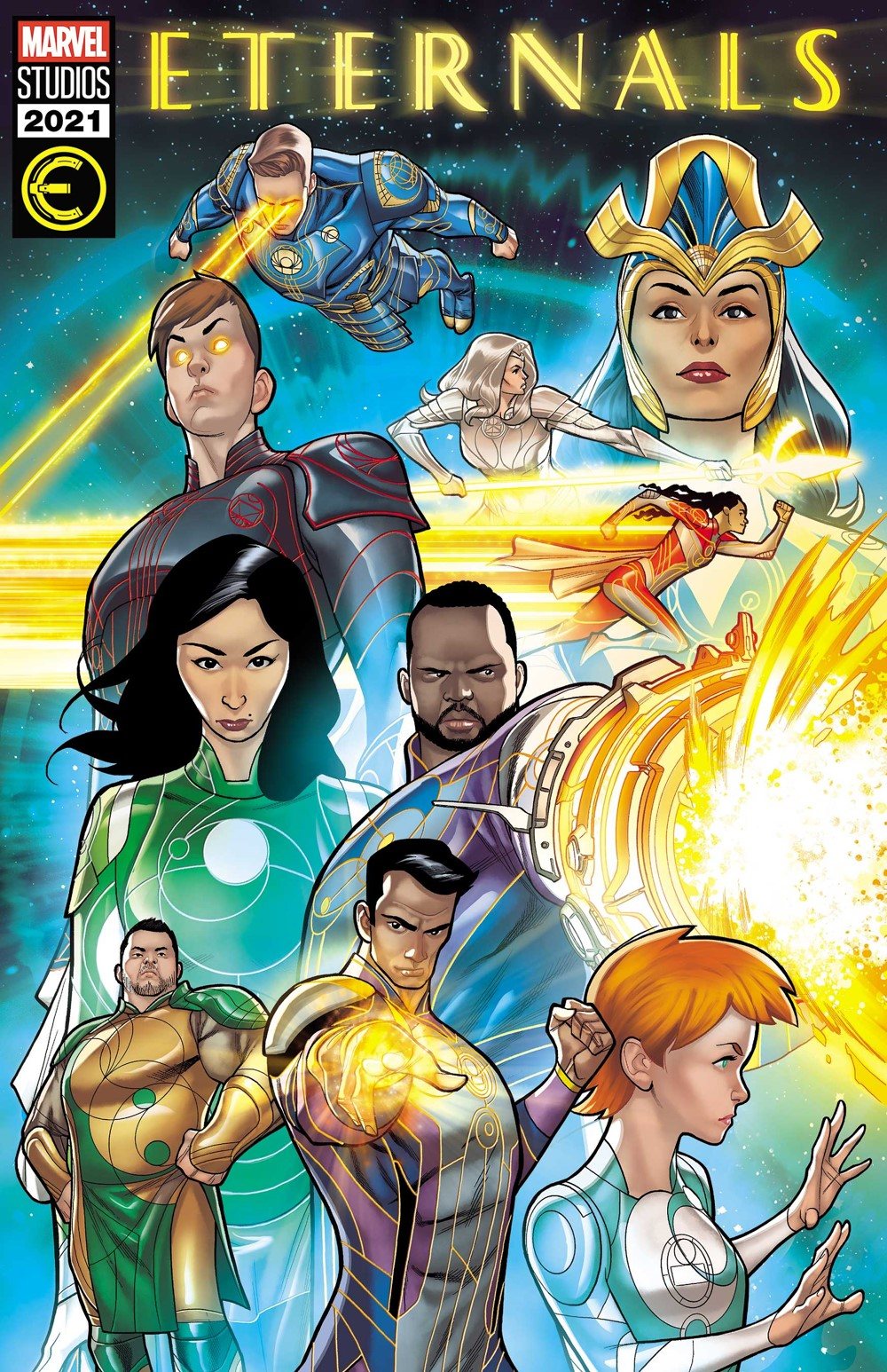 ETRNLS2021007_HENRY_MCU_VAR Marvel Comics November 2021 Solicitations