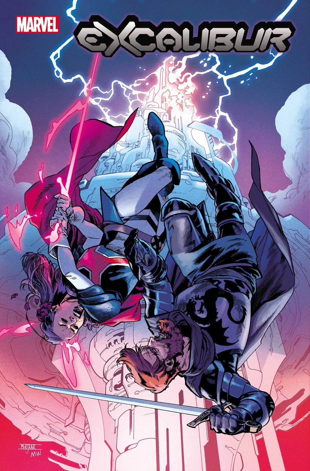 EXCAL2019025_cvr Marvel Comics November 2021 Solicitations