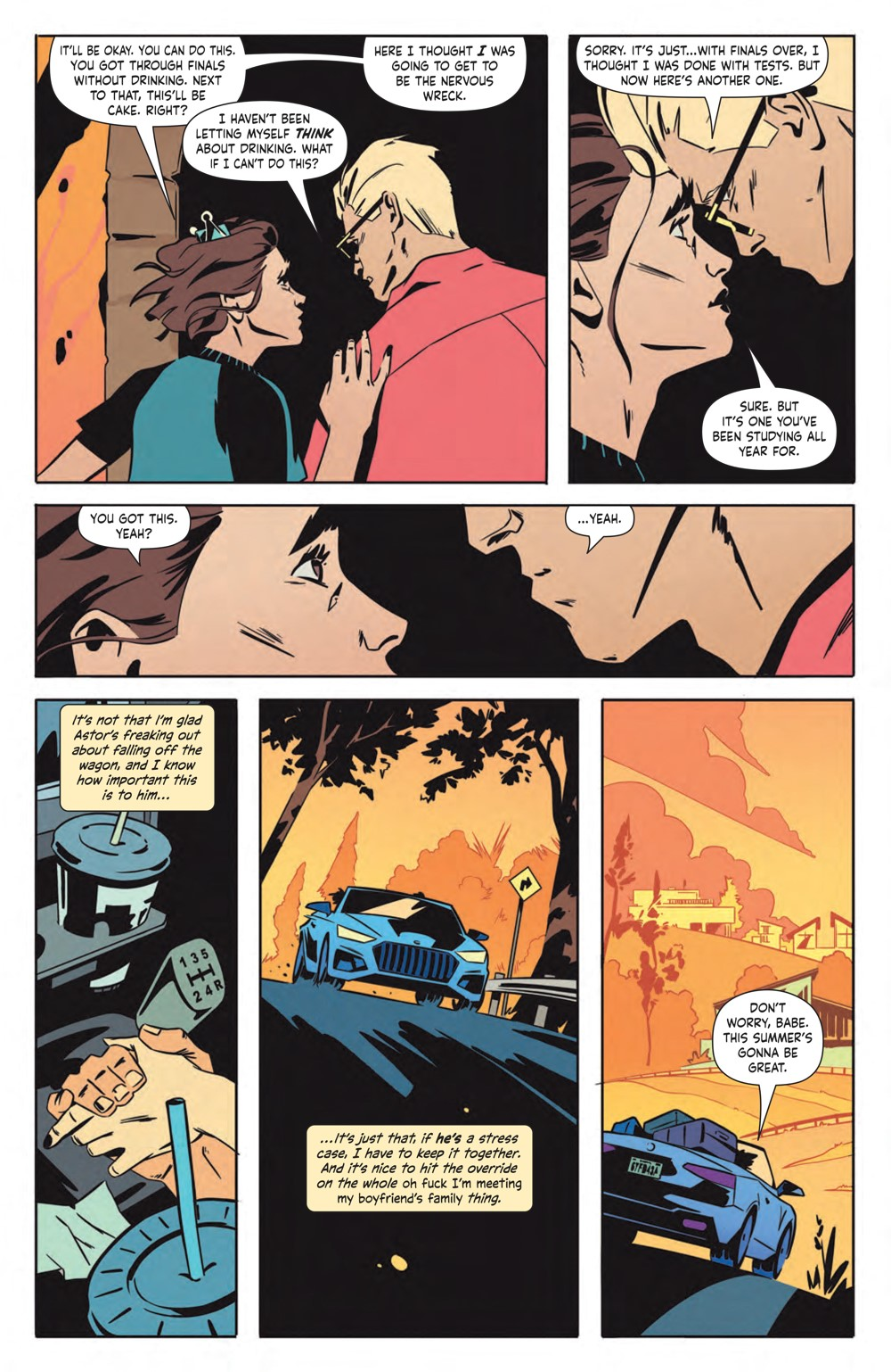 EatTheRich_001_PRESS_5 ComicList Previews: EAT THE RICH #1 (OF 5)