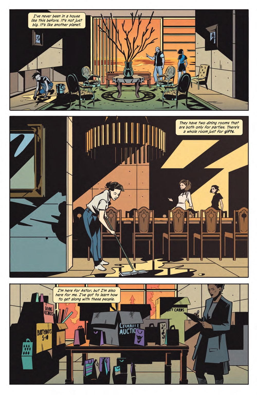 EatTheRich_001_PRESS_8 ComicList Previews: EAT THE RICH #1 (OF 5)