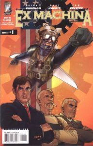 Ex-Machina-1-192x300 Hottest Comics for 8/19: Ex Machina Rules