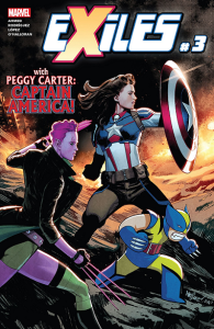 Exiles-3-standard-195x300 What If...? Keys You Need Ep #1: Cpt Carter & Hydra Stomper
