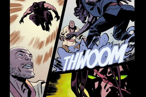 FIREPOWER015003_c6815a0147f8285e3b5042ebb3626151 First Look at FIRE POWER BY KIRKMAN AND SAMNEE #15 from Image/Skybound