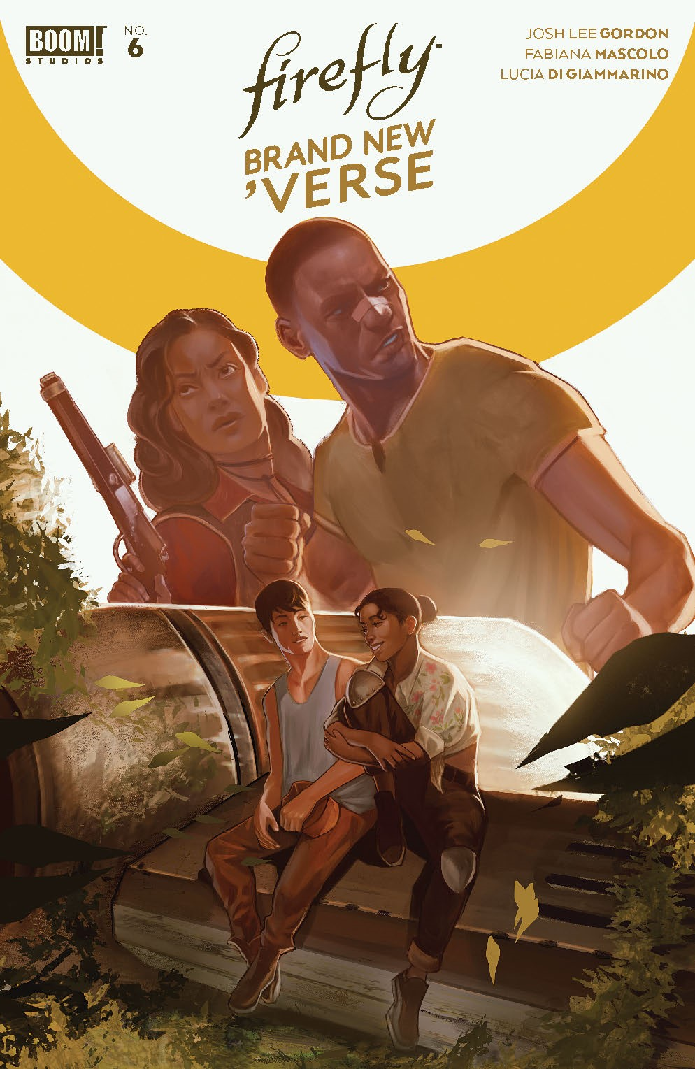 Firefly_BrandNewVerse_006_Cover_A_Main ComicList Previews: FIREFLY BRAND NEW 'VERSE #6 (OF 6)