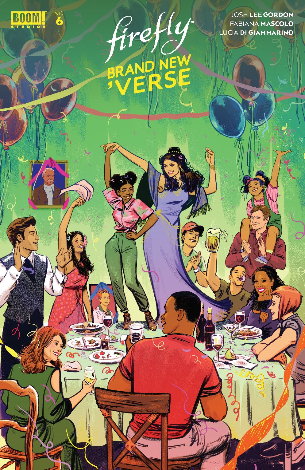 Firefly_BrandNewVerse_006_Cover_B_Generations ComicList Previews: FIREFLY BRAND NEW 'VERSE #6 (OF 6)