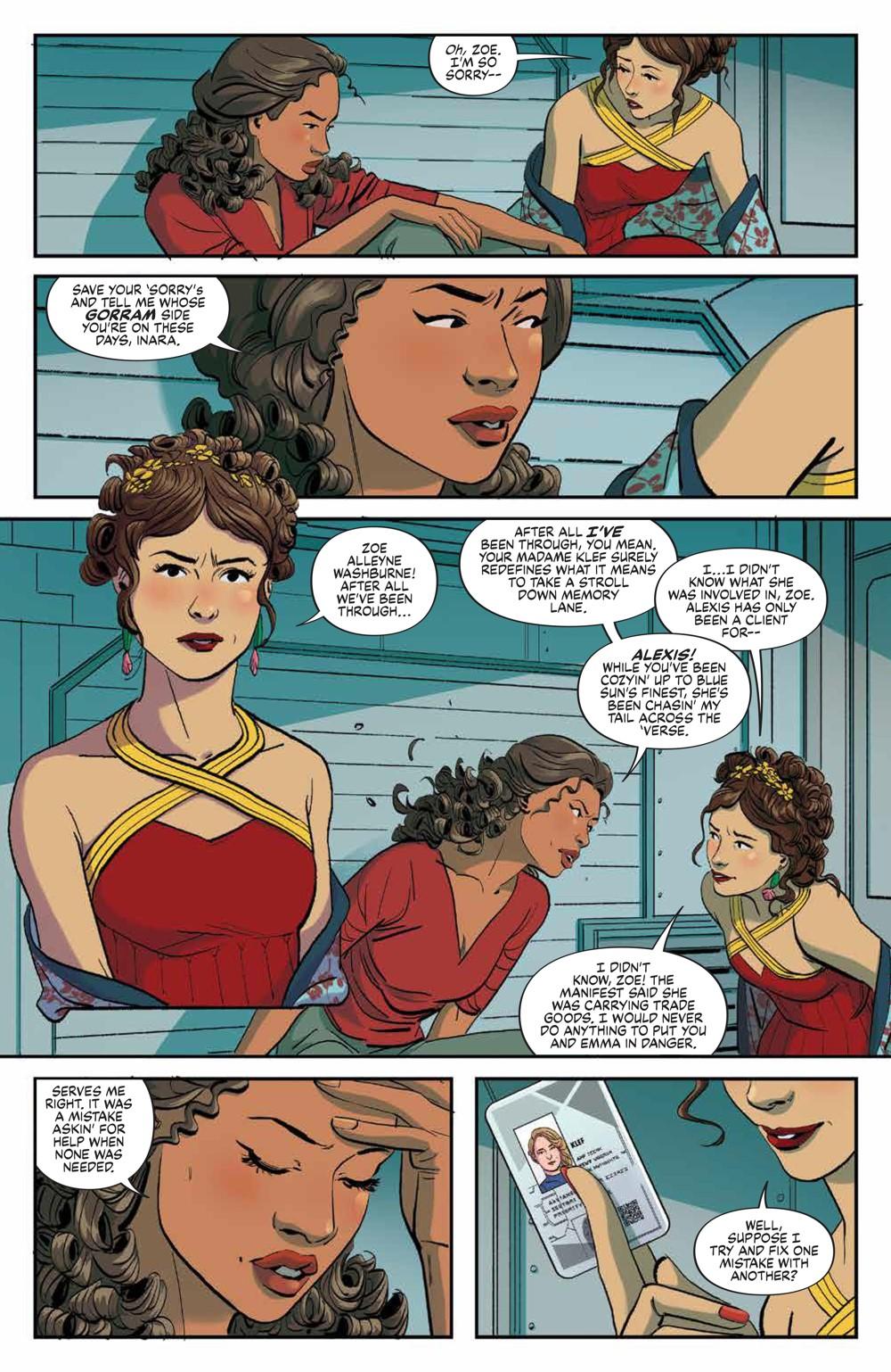Firefly_BrandNewVerse_006_PRESS_8 ComicList Previews: FIREFLY BRAND NEW 'VERSE #6 (OF 6)