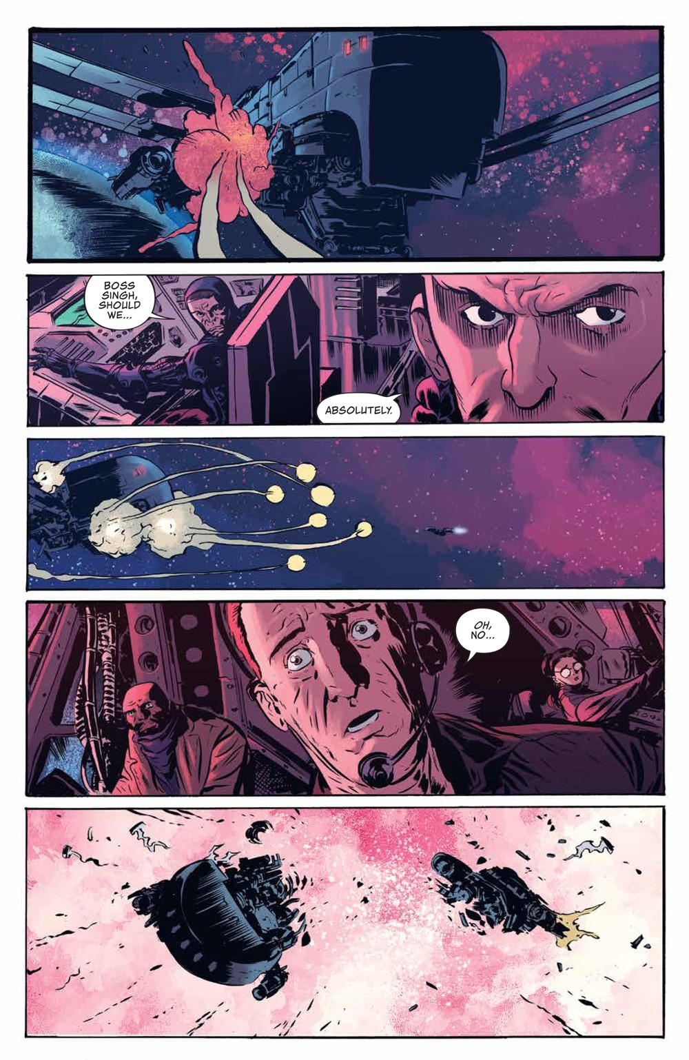 Firefly_v3_SC_PRESS_16 ComicList Previews: FIREFLY THE UNIFICATION WAR VOLUME 3 TP