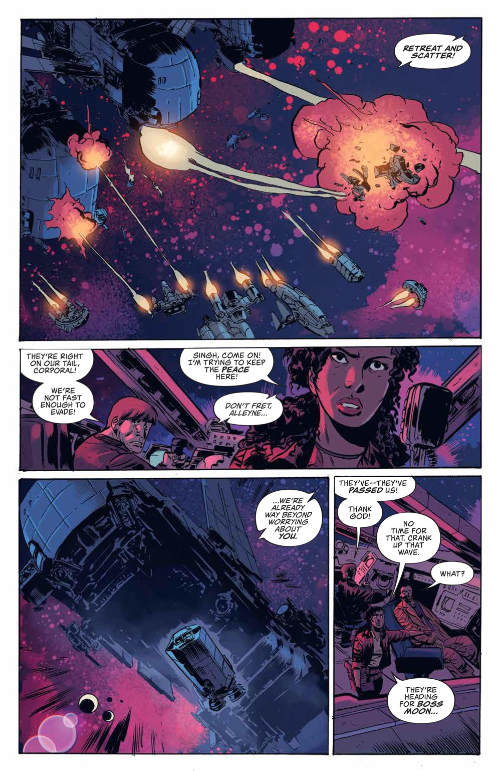 Firefly_v3_SC_PRESS_18 ComicList Previews: FIREFLY THE UNIFICATION WAR VOLUME 3 TP