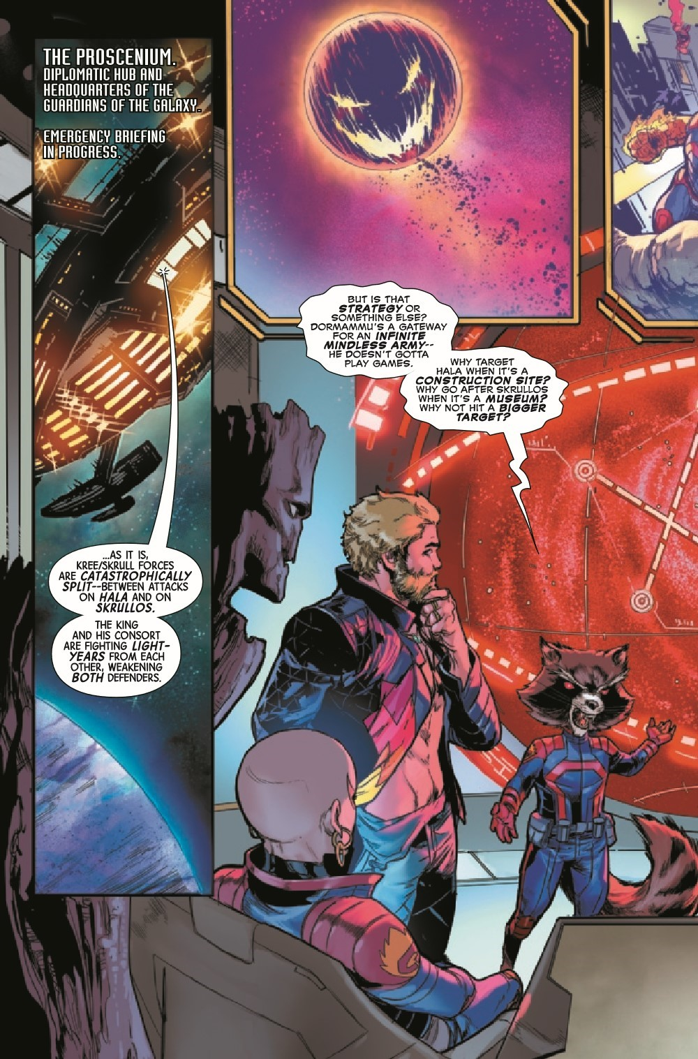 GARGAL2020017_Preview-4 ComicList Previews: GUARDIANS OF THE GALAXY #17