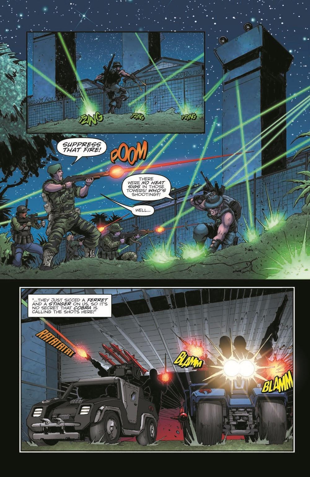 GIJoeRAH285-pr-7 ComicList Previews: G.I. JOE A REAL AMERICAN HERO #285