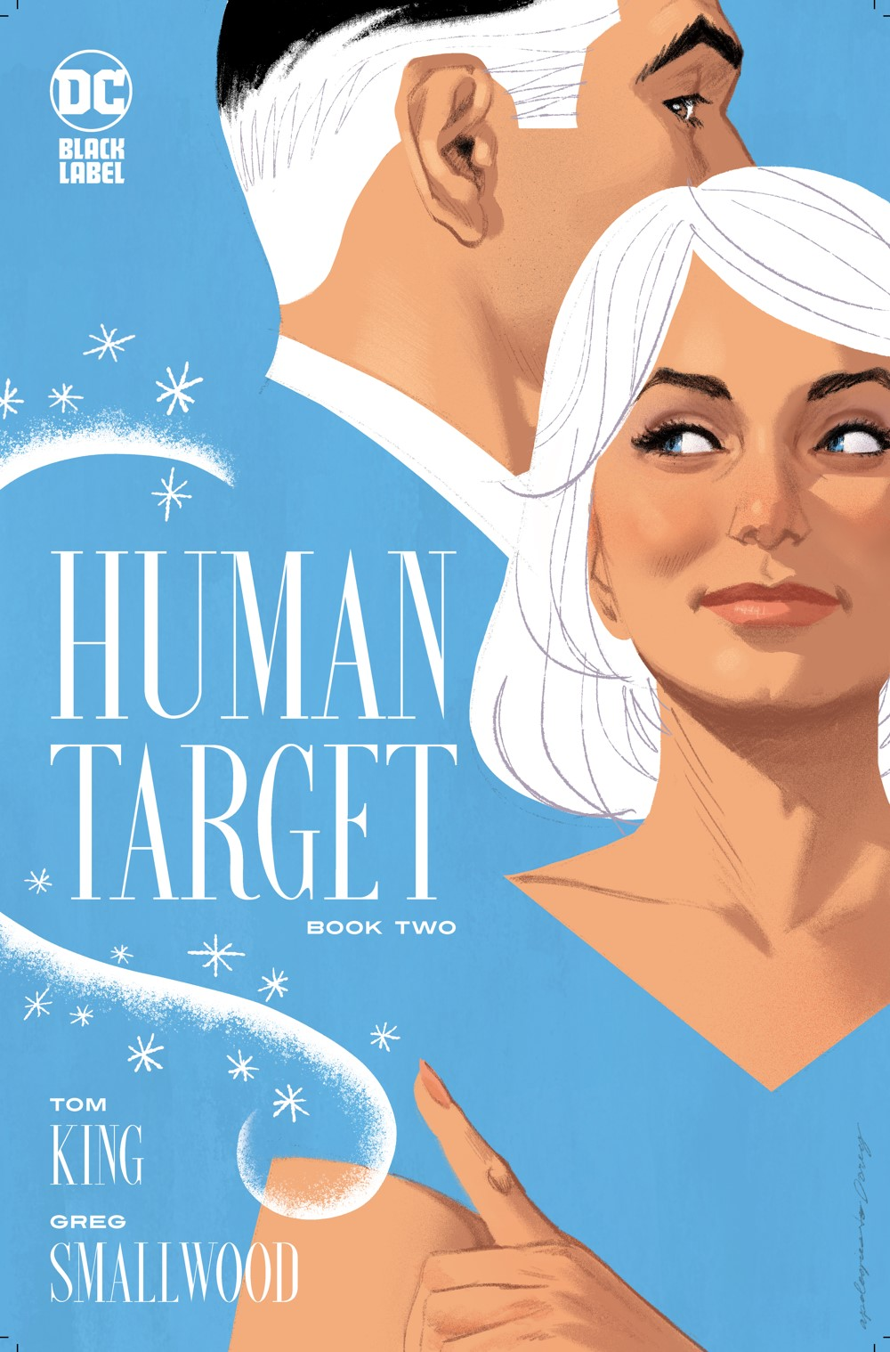 HUMAN-TARGET-Cv2 DC Comics November 2021 Solicitations