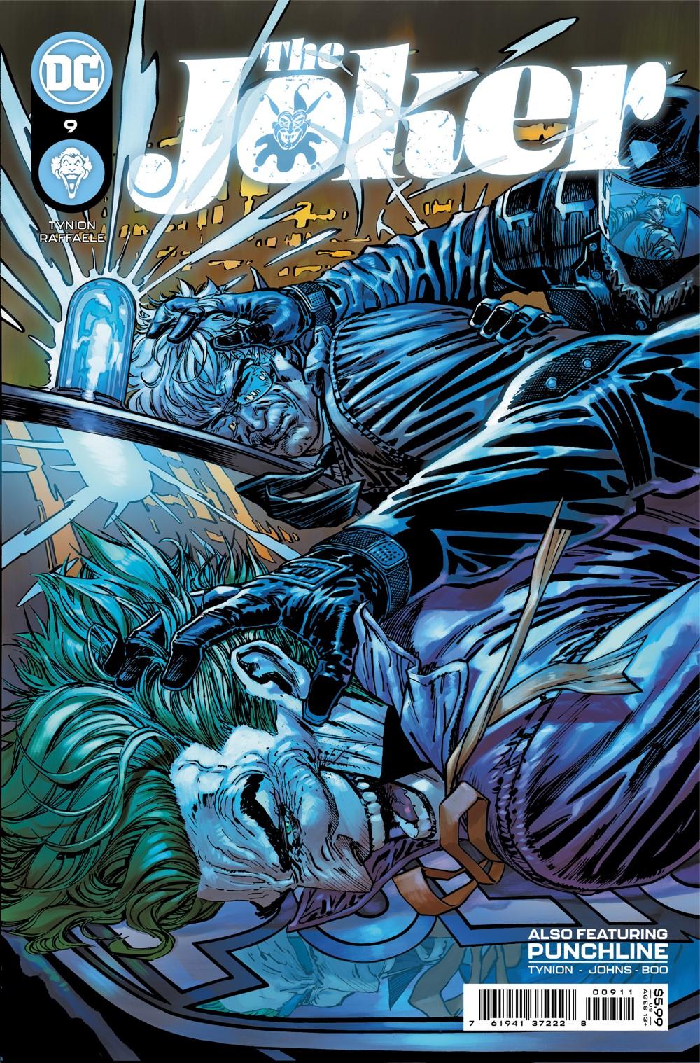 JKR_Cv9 DC Comics November 2021 Solicitations