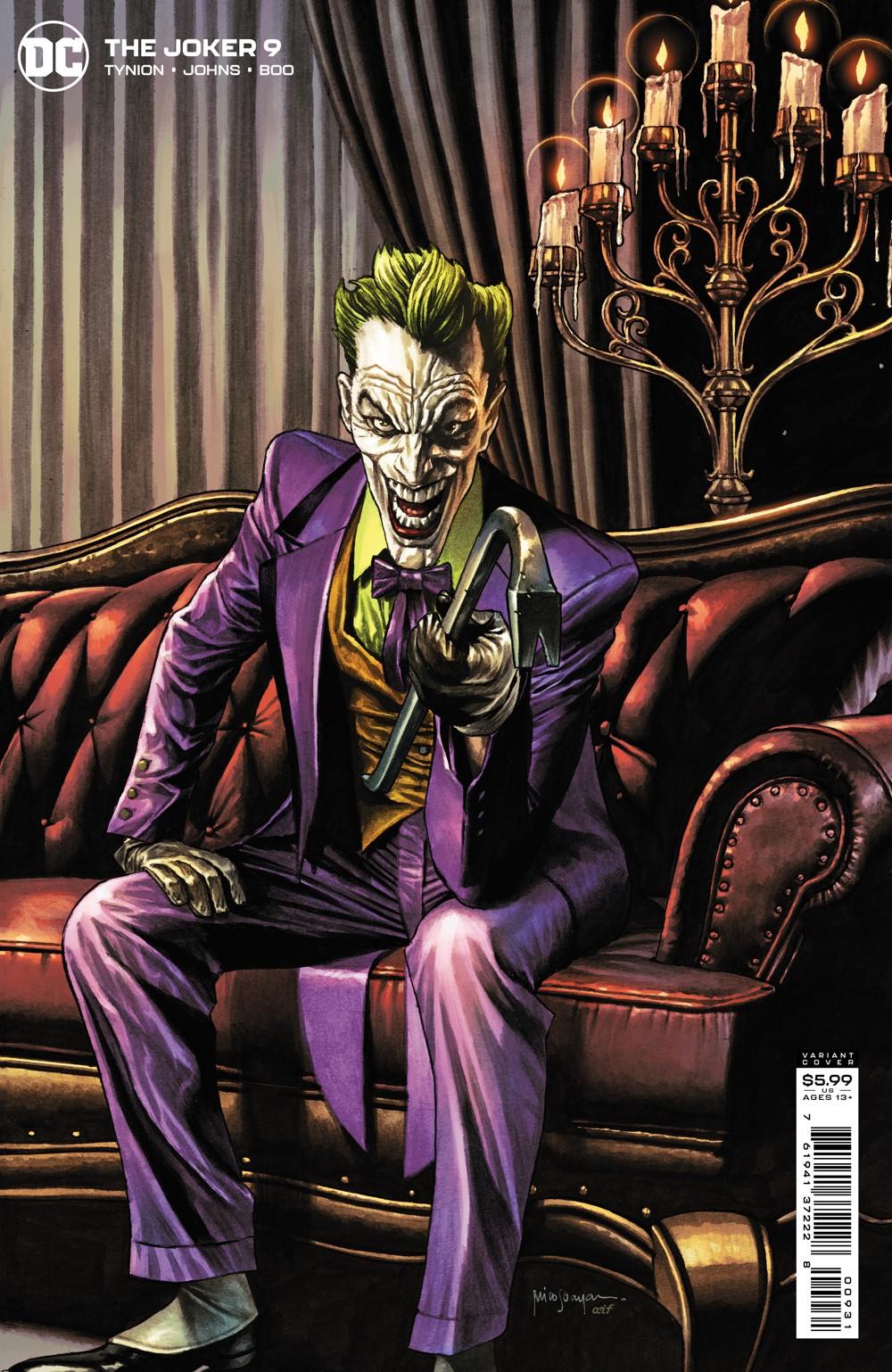 JKR_Cv9_var_00931 DC Comics November 2021 Solicitations