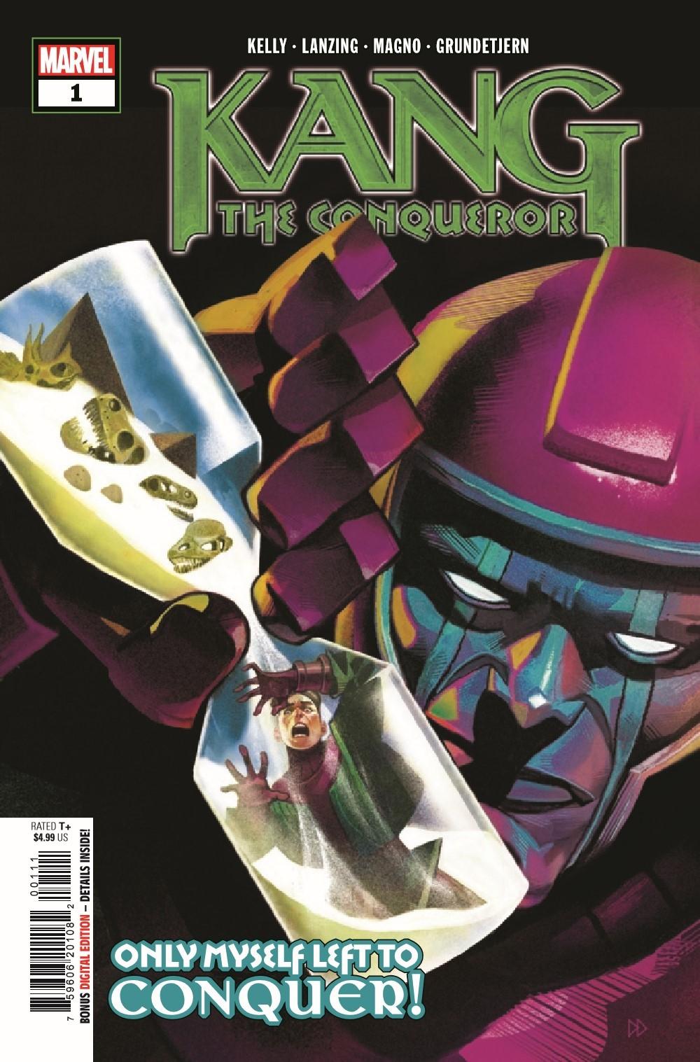 KANGCONQUEROR2021001_Preview-1 ComicList Previews: KANG THE CONQUEROR #1 (OF 5)