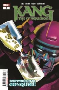 KANGCONQUEROR2021001_Preview-1-198x300 ComicList Previews: KANG THE CONQUEROR #1 (OF 5)