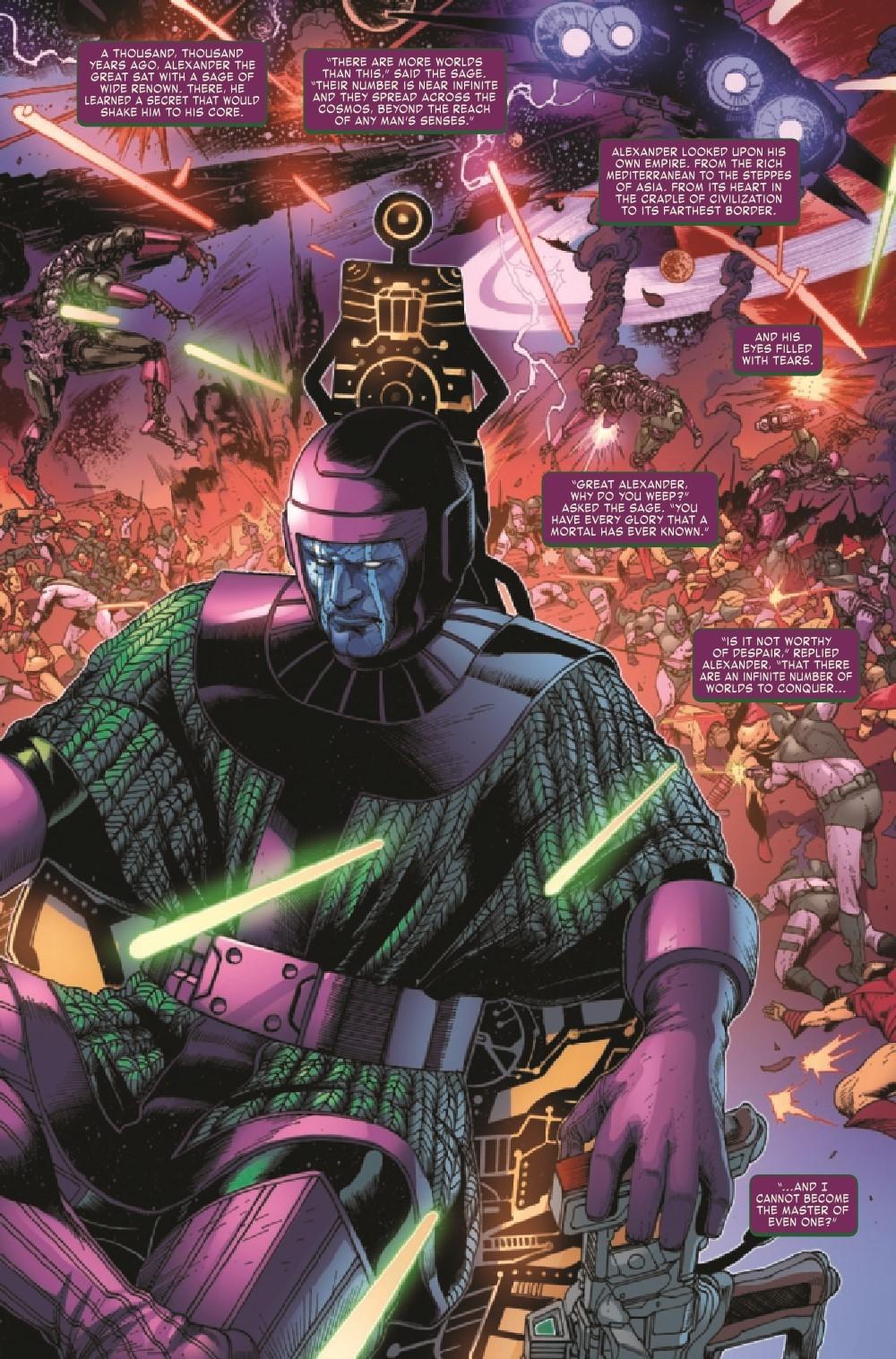 KANGCONQUEROR2021001_Preview-3 ComicList Previews: KANG THE CONQUEROR #1 (OF 5)