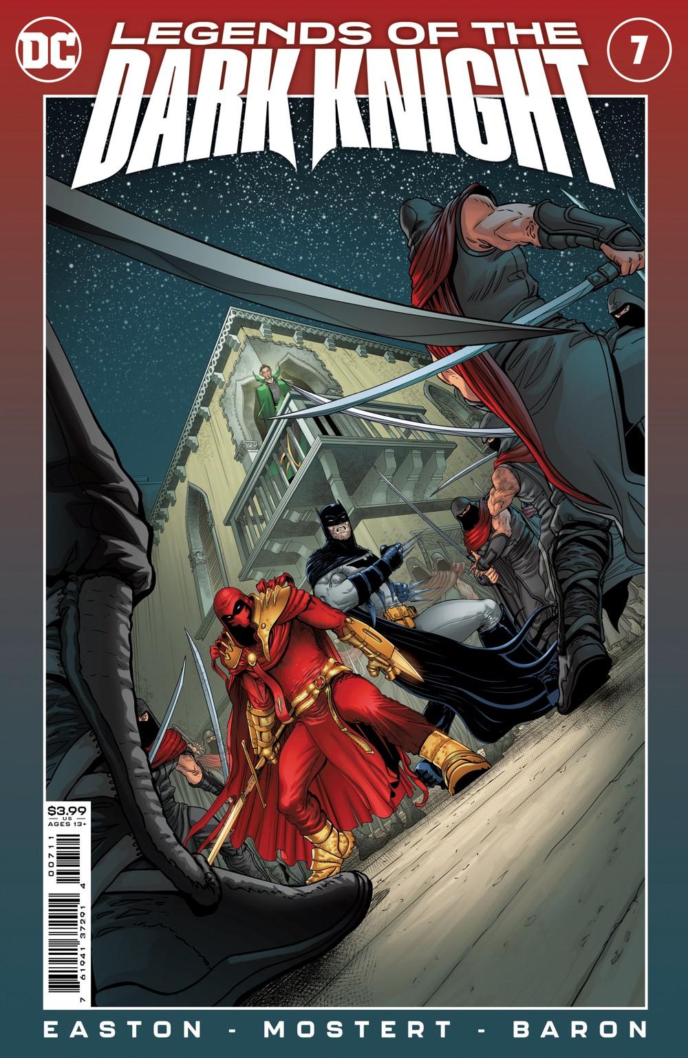 LOTDK_Cv7 DC Comics November 2021 Solicitations